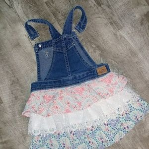 413e7200fd jordache Dresses - Jordache girls denim jumper